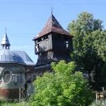 Костел Архістратига Михаїла (1660). Смт. Стара Сіль