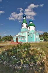 Мельники. Церква св. Анни (2005)