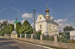 Николаевская церковь в Владимире-Волынском