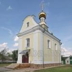 Владимир-Волынский. Николаевская церковь