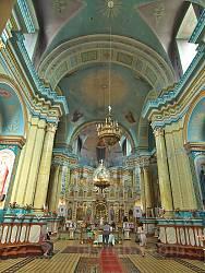 Інтер'єр собору Різдва  Христового