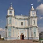 Фасад собору Різдва Христового
