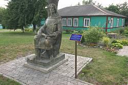 Пам'ятник королю Данилу Гацькому