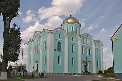 Владимир-Волынский. Успенский кафедральный собор