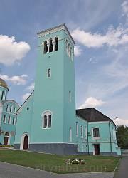 Дзвіниця Успенського собору у Володимирі-Волинському