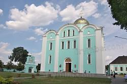 Владимир-Волынский. Мстиславов храм