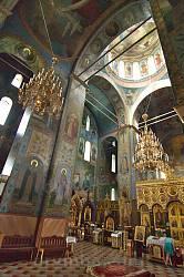 Інтер'єр Успенського собору