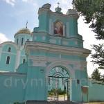 Мстиславів храм. Головна брама