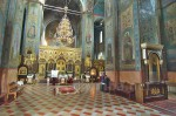 Мстиславів храм. Інтер'єр