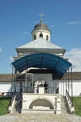 Ворота и навес для Богослужений на открытом воздухе