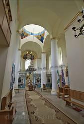 В Успенской церкви