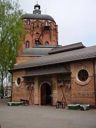 Водонапорная башня на вул. Пушкинской в Житомире