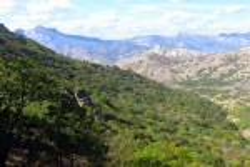 Карадагский массив. Контрастные горы