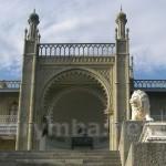 Воронцовский дворец (г.Алупка, Крым)