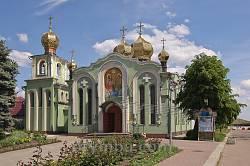 Черкассы. Троицкий кафедральный собор