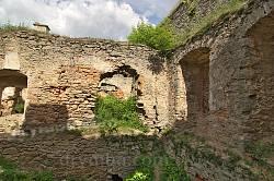 Інтер'єр замкового палацу у Меджибожі