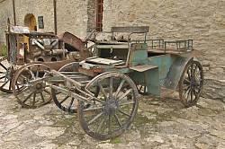 Бричка. Музей жертв Голодомору у Меджибожі