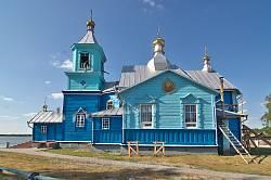 Церква Казанської Ікони Богородиці у селі Піща