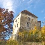 Свірзький замок. Північно-східна оборонна вежа