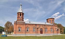 Свято-Юріївська церква у Володимирі-Волинському