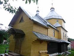 Церква перенесення мощей св. Миколая (дер.) 1884р., село Межиброди