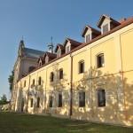 Монастирські келії
