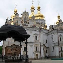 Киево-Печерская Лавра. Успенский собор