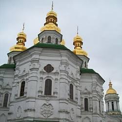 Києво-Печерська Лавра. Церква Всіх Святих