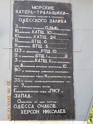 Перелік протимінних суден
