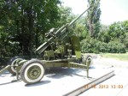 Зенитная пушка КС-19М2