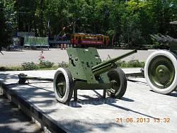 Противотанковая пушка 45мм