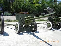 Пушка ЗИС-3 1942 года