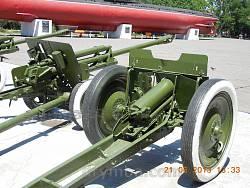 Полковая 76мм пушка образца 1927 года