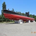 """Подводная лодка М-296 """"Малютка"""""""