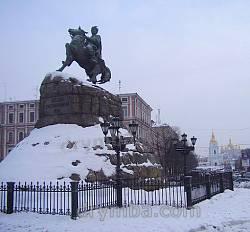 Пам'ятник Богдану Хмельницькому у Києві