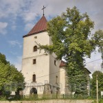 Оборонний костел св.Станіслава (с.Дунаїв, Львівська обл.)