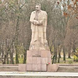 Пам'ятник Івану Франку (м.Львів)