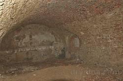 Підземелля Меджибізького замку