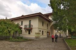 Бібліотечний корпус ханського палацу