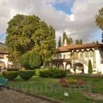 Парк ханського палацу (м.Бахчисарай, Крим)