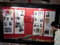 Стенди музею у Нерубайському