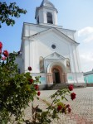 Спасо-Преображенская церковь монастыря. Портал
