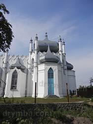 Церква Преображення Господнього в Мошнах. Вівтарна частина