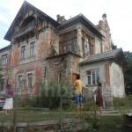 Дом управляющего в Антонинах