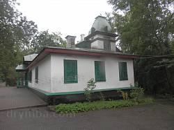 Зеленый домик в Каменке