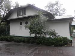 Садиба Давидових. Зелений будиночок