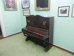 Пианино Чайковского