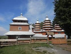 Церква Собору Богородиці в Маткові