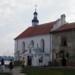 Троїцька церква в замку Острозьких