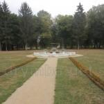 Куточок парку біля маєтку Чечеля в Самчиках